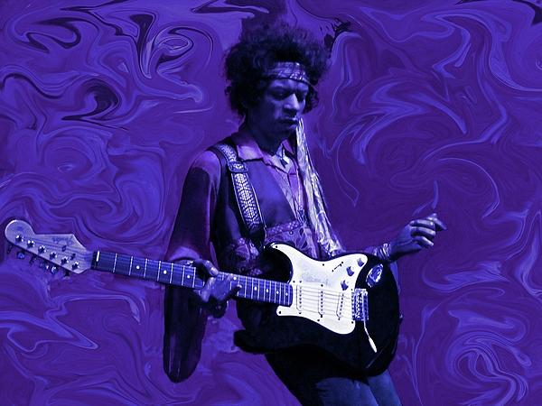 Un Clásico:  Jimi Hendrix - Purple Haze
