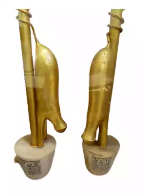 Anubis Emblem of Tutankhamun