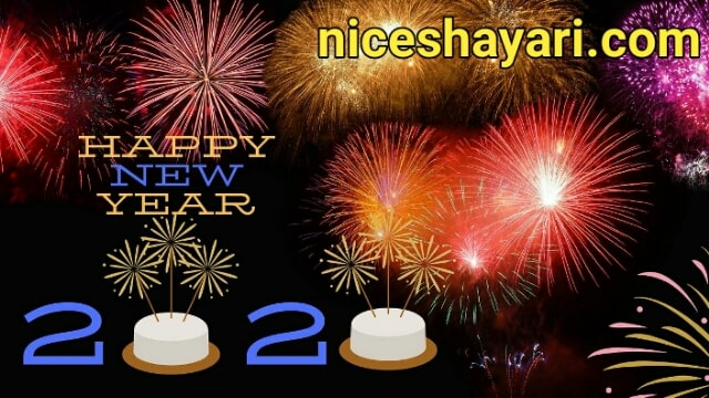 Happy New Year Shayari 2020 New Year Wishes In Hindi Quotes