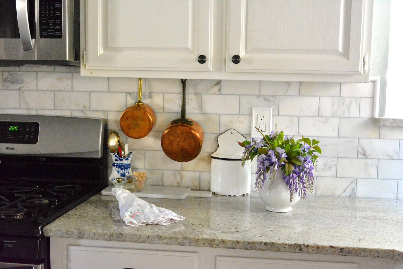 Let S Add Sprinkles Creating A Cozy French Inspired Kitchen