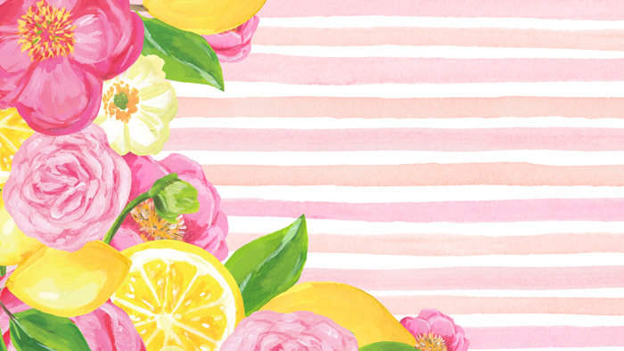 Cheerful Desktop Wallpaper