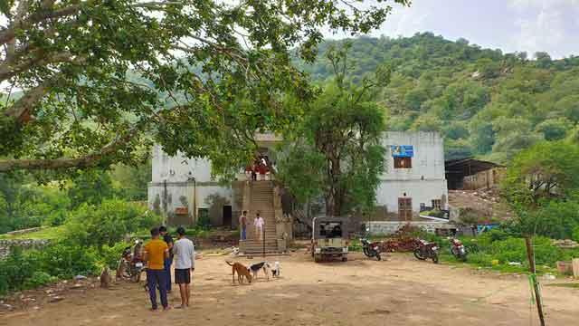 bhuteshwar mahadev temple amer jaipur