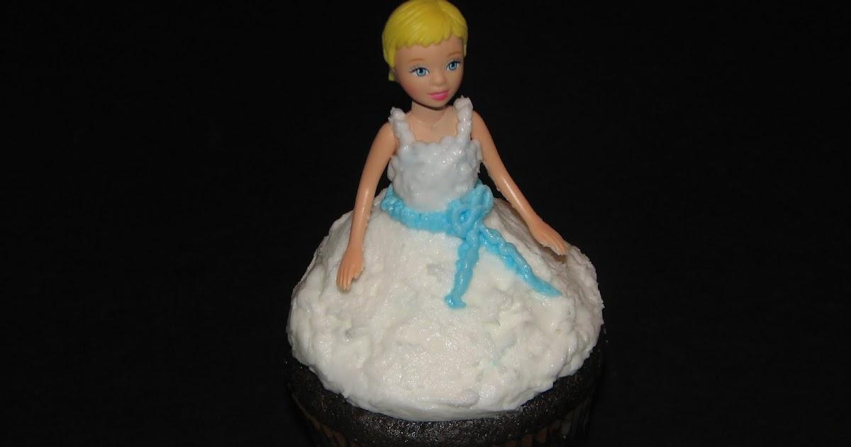 Polly Pocket Cupcakes