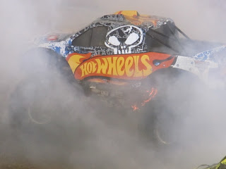Monster Jam - Team Hot Wheels