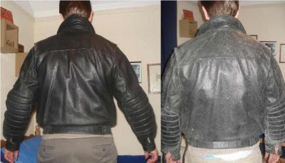 Cara Menghilangkan Jamur pada Jaket Kulit