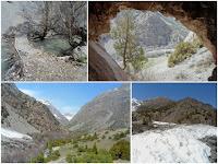 Поход в ущелье Арг, окрестности Искандеркуля, Фанские горы, Таджикистан