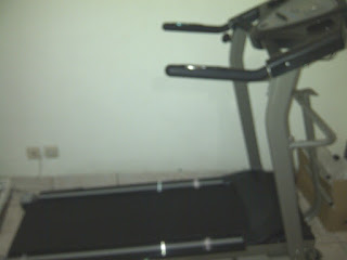 TREADMILL NEW JM-099 ELEKTRIK
