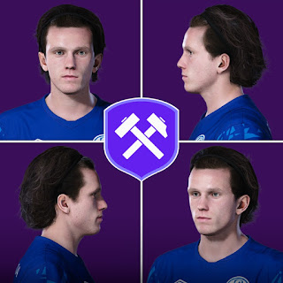 PES 2020 Faces Michael Gregoritsch by Volun