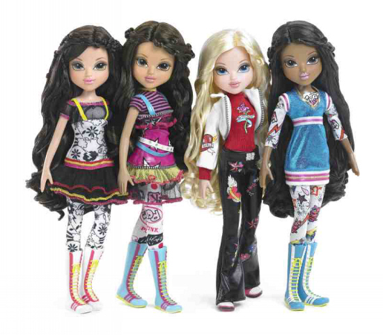 Estrela aposta em bonecas sucesso de vendas no eua neste - Moxie girlz pagine da colorare ...