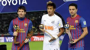 Patrocinador posta foto de Neymar com camisa do Barcelona