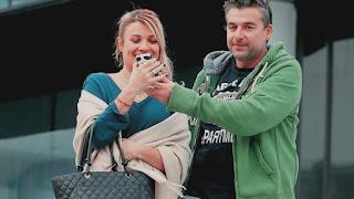 Περίεργες κινήσεις Λιάγκα-Σκορδά: Γιατί δεν παίρνουν διαζύγιο;