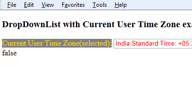 ASP NET 4 TUTORIALS: how to get current user time zone in