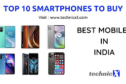 Top 10 Smartphones to buy in India