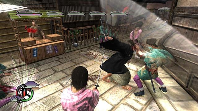 Way of the Samurai 4 PC Download Photo