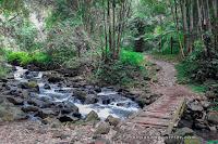 Air Terjun Tretes Wonosalam Jombang