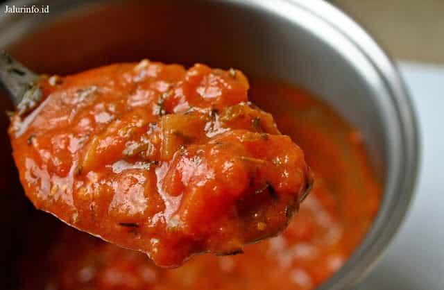 cara membuat sambal yang benar dan awet