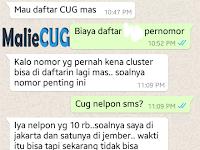 Solusi Cluster CUG