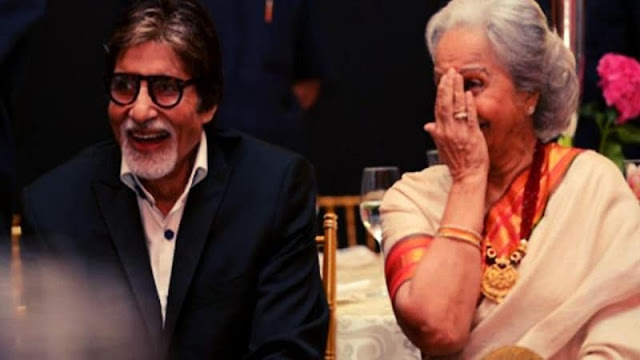 Amitabh Bachchan was good at slapping this actress