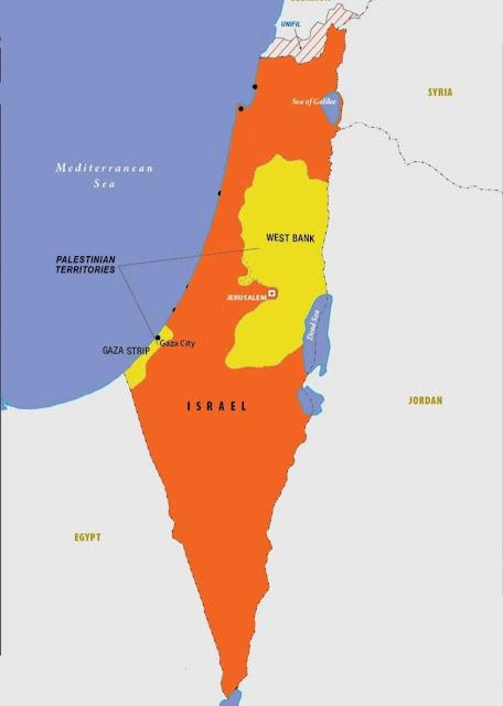इज़राइल का इतिहास - History of israel in hindi