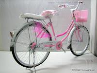 4 Sepeda Mini Pacific Casella 26 Inci