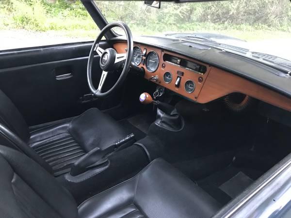 Just A Car Geek 1973 Triumph Spitfire