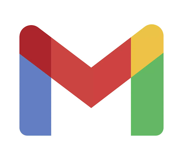Gmail new logo Png
