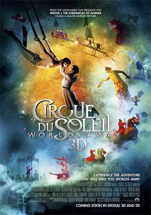 Cirque du Soleil: Worlds Away 2012 BRRip 720p Dual Audio In Hindi English