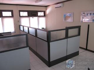 Sekat Kantor HPL