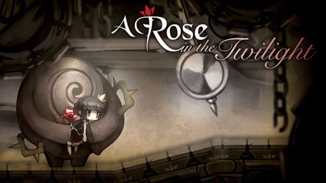 A ROSE IN THE TWILIGHT-SKIDROW