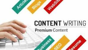 Content writer for well researched articles