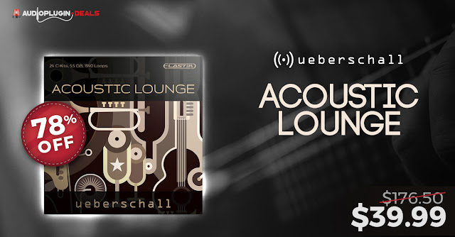 Acoustic Lounge 78% Off Ueberschall