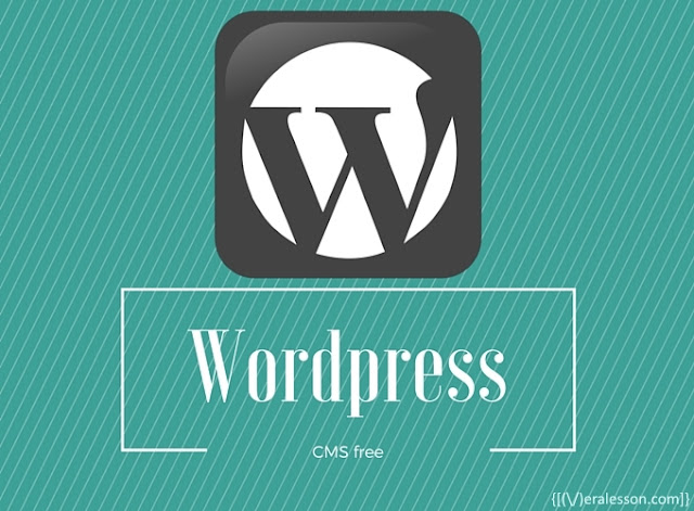 wordpress free cms