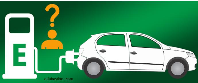 Pengertian Mobil Listrik Dan Komponen yang ada di dalamnya Yang Perlu kita Ketahui Lengkap