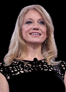 Kellyanne Conway Wikipedia