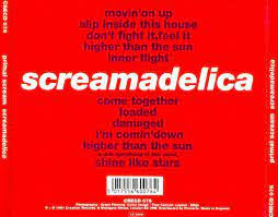 Screamadelica contraportada