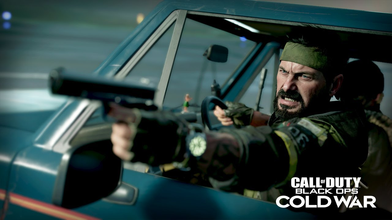 Call of Duty: Black Ops Cold War - Official Game Trailer