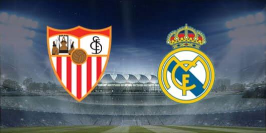 مباراة ريال مدريد واشبيلية بتاريخ 18-01-2020 الدوري الاسباني