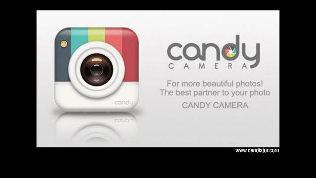 Candy camera apk:aplikasi kamera terbaik untuk android