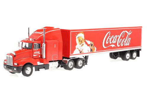 kenworth t600 1:43 coca cola, camiones 1:43, camiones americanos 1:43, coleccion camiones americanos 1:43, camiones americanos 1:43 altaya españa