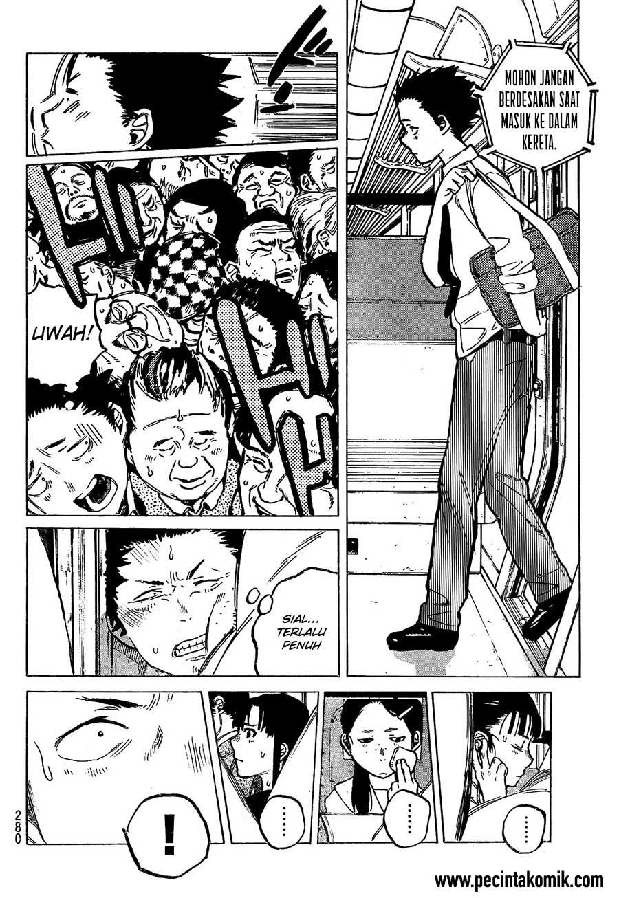 Koe no Katachi Chapter 16-9