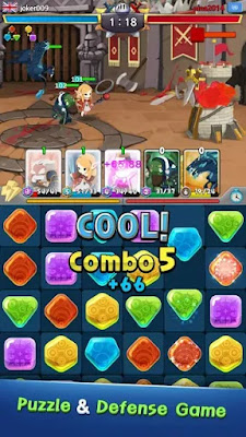 Screenshot Puzzle Clash  - Apcoid