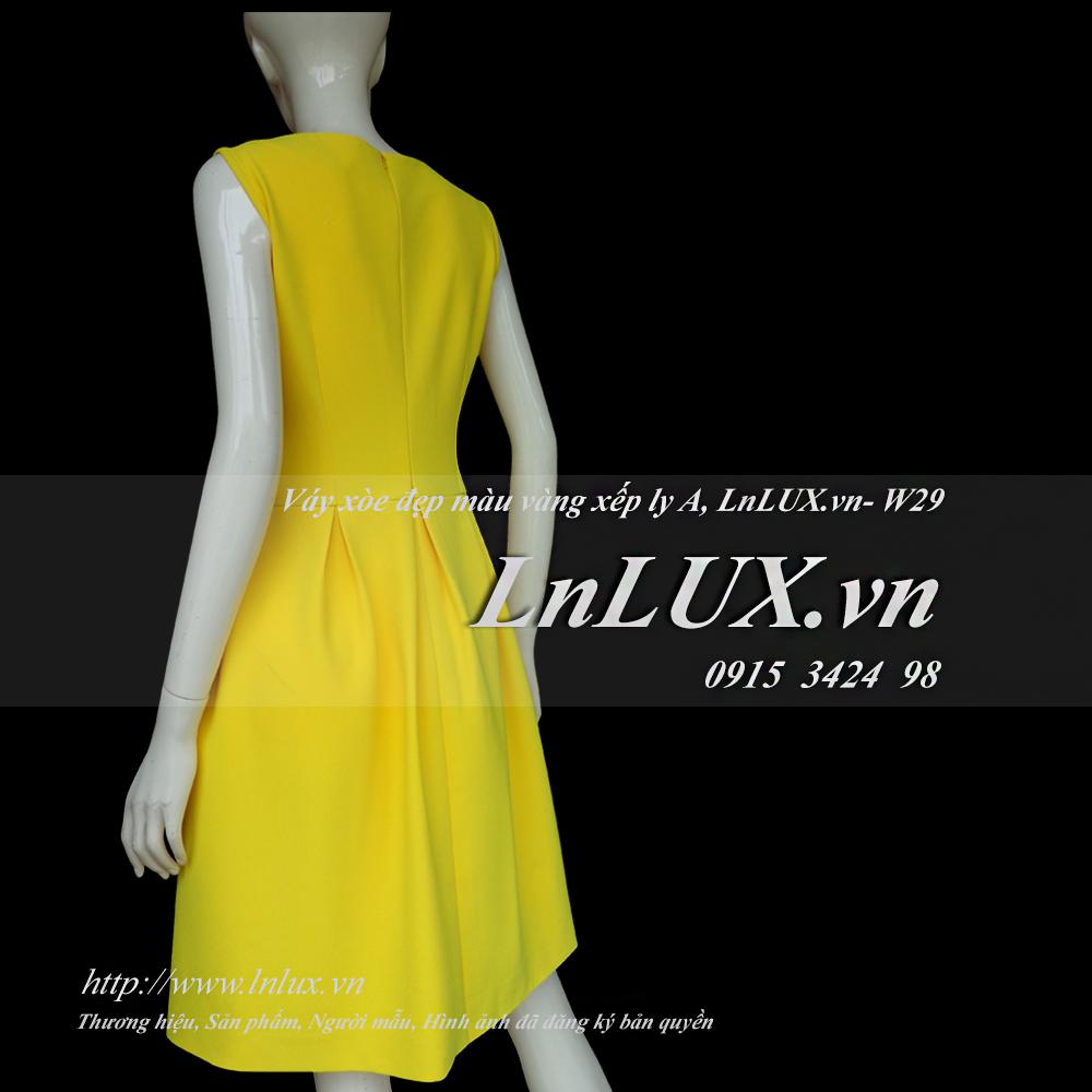lnlux.vn-vay-xoe-dep-mau-vang-xep-ly-a-lnluxvn-w29-sau