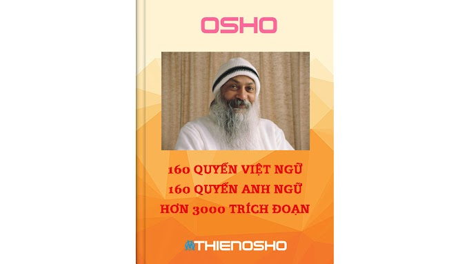 Osho Upanishad (3 Tập)