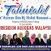 Banner Header FB AUEGCAS Pahang : Tahniah Presiden