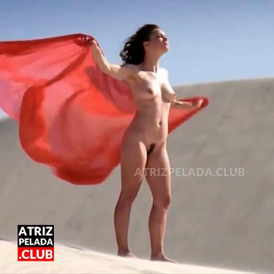 """Regiane Alves pelada no filme """"Onde Anda Você"""""""