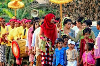 5 Upacara Adat di Lombok yang Masih Dilestarikan