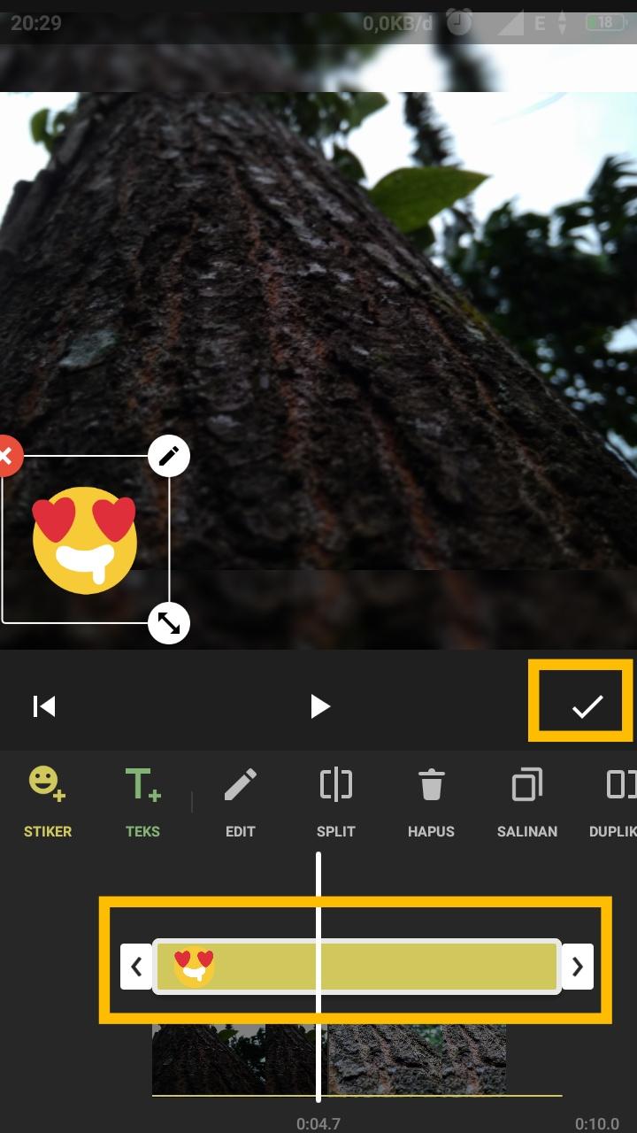 Apa nama aplikasi edit foto pakai lagu?