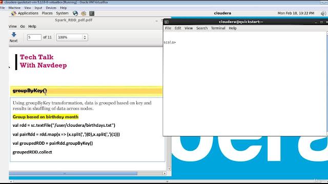 CCA 175 - Spark and Hadoop Developer Certification - Scala