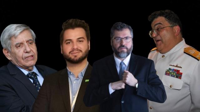 Eles ajudaram a moldar o desastroso discurso de Bolsonaro na ONU