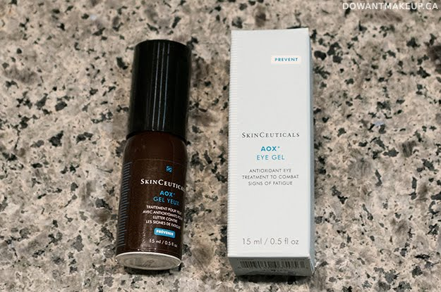SkinCeuticals AOX+ Eye Gel review